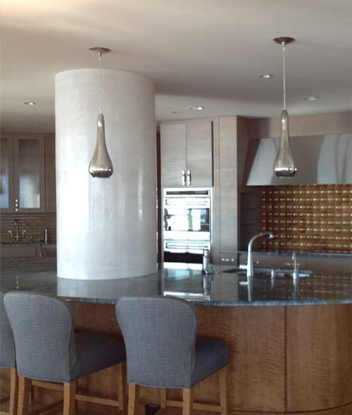 Modern Interior Decoration by JILL LIFSEY from Tampa Florida