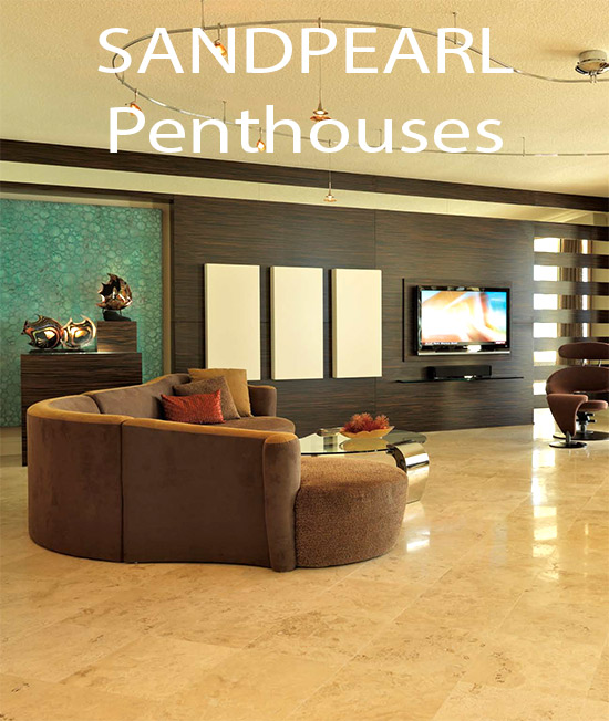 Interior Decorating Portfolio Clearwater FL Penthouse