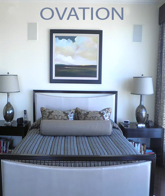 Ovation Interior decorated by Jill Lifsey