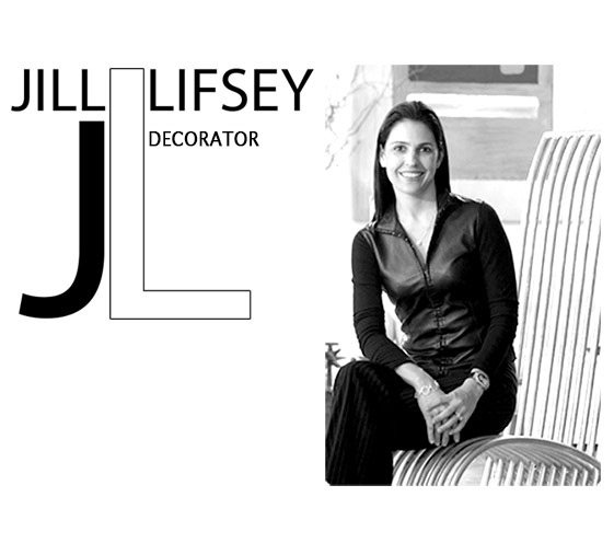 Jill Lifsey Interior Decorator