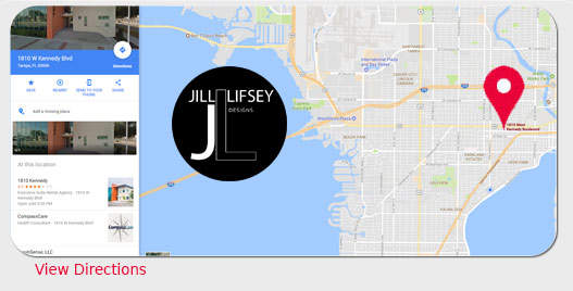 View directions to Jill Lifsey Office